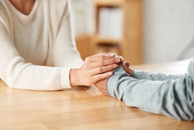 talking about infertility